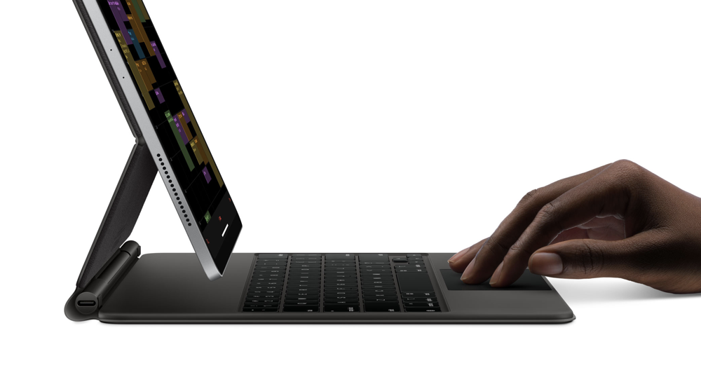 USB-C Port on Magic Keyboard for iPad Pro is for Charging Only