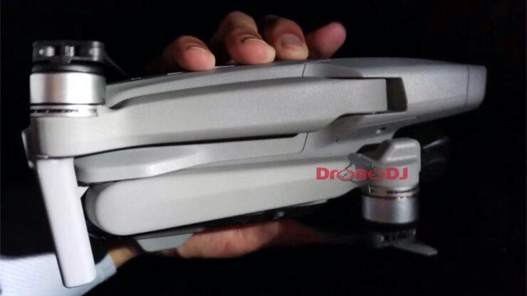 DJI Mavic Air 2 drone leaked online