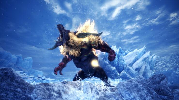 monster hunter world iceborne update 3 free