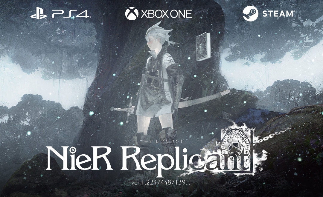 NieR Replicant Upgrade Announced for PC/PS4/XO; Will Feature Fully ...