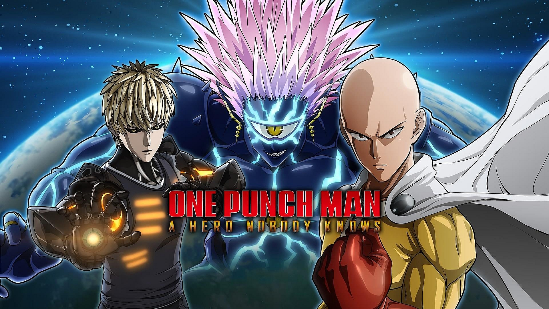 One Punch Man A Hero Nobody Knows Review Class C Hero