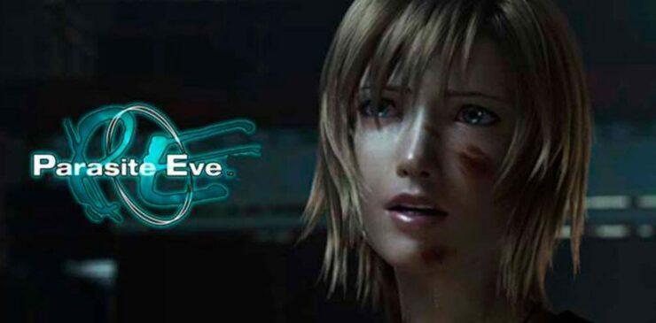parasite eve square enix ffvii remake producer
