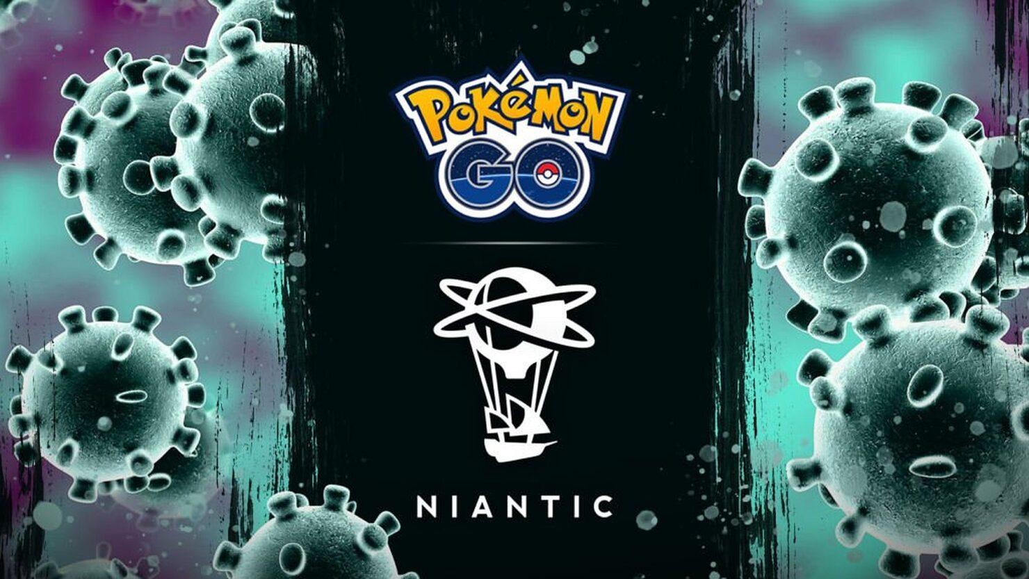 Pokémon Go Coronavirus