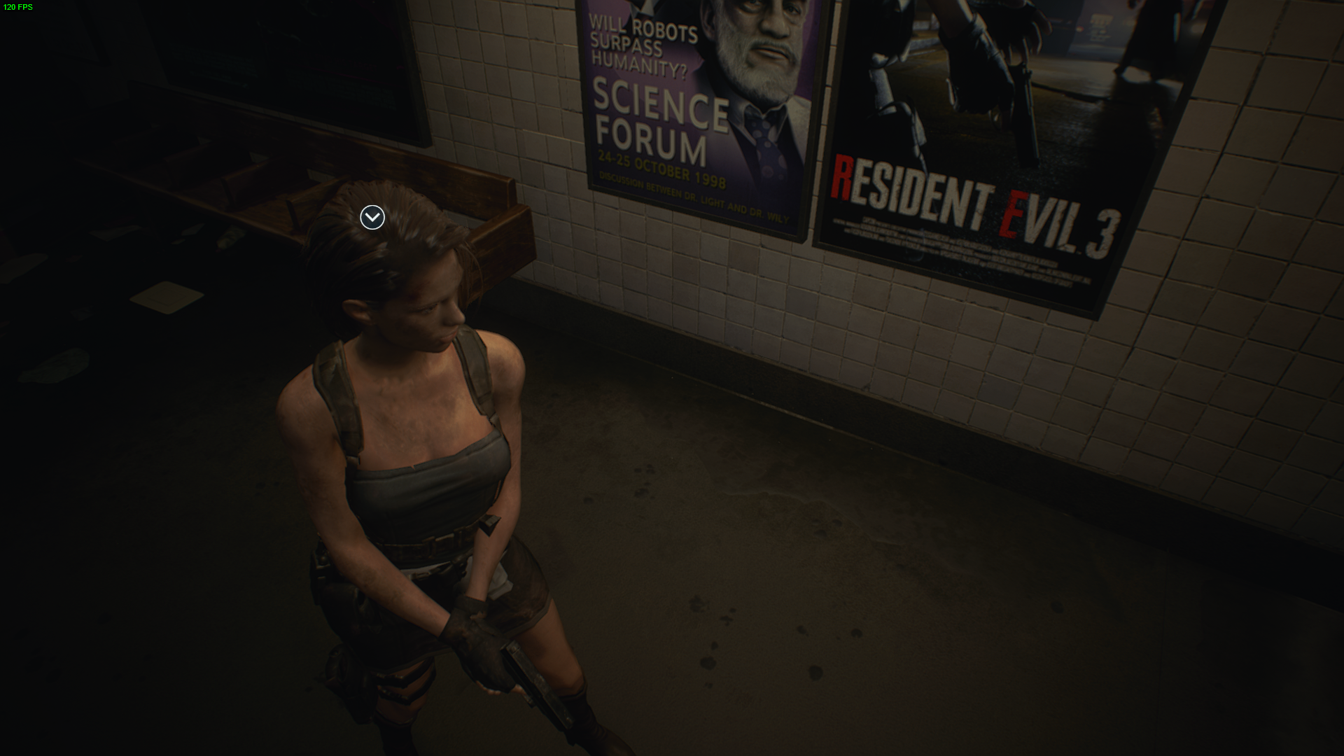 Resident Evil 3 Remake Classic Jill Mod Allows You To Play As 2002 S Jill Valentine Portrayed By Julia Voth