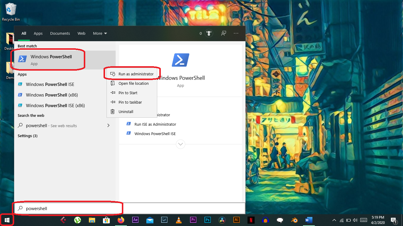 How to Format Flash Drive with Windows PowerShell on Windows 10