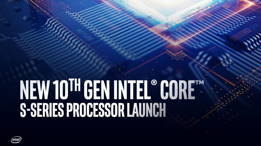 Intel Core i7-10700K & Core i5-10600K CPU Benchmarks Leak