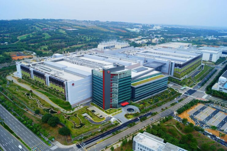 TSMC 5nm and 3nm Production