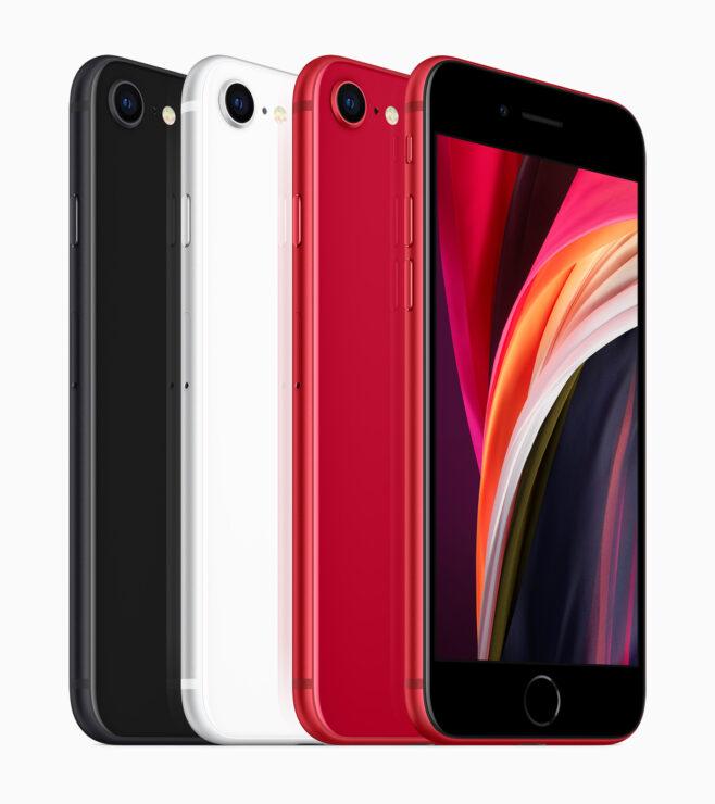 iphone SE 2 ya esta disponible ya puede separar tu iPhone SE 2 en linia