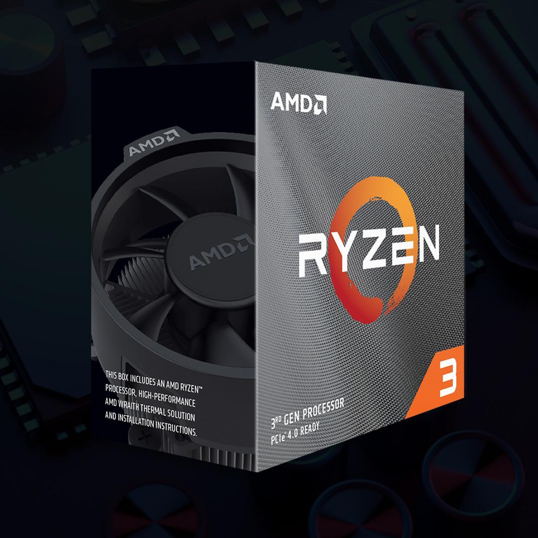 Amd Ryzen 3 3300x Ryzen 3 3100 Cpus Overclocked Up To 4 6 Ghz On All Cores