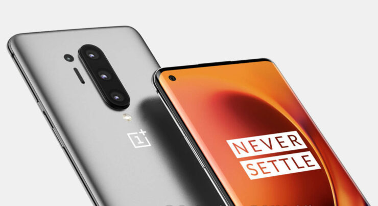 Adjust OnePlus 8 Refresh rate
