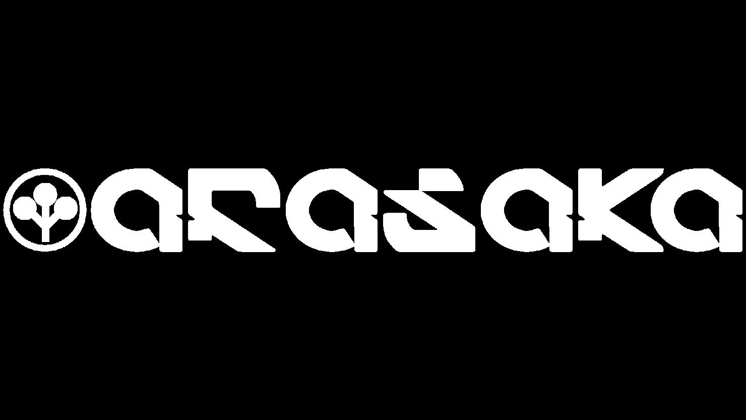 arasaka_logotype_white