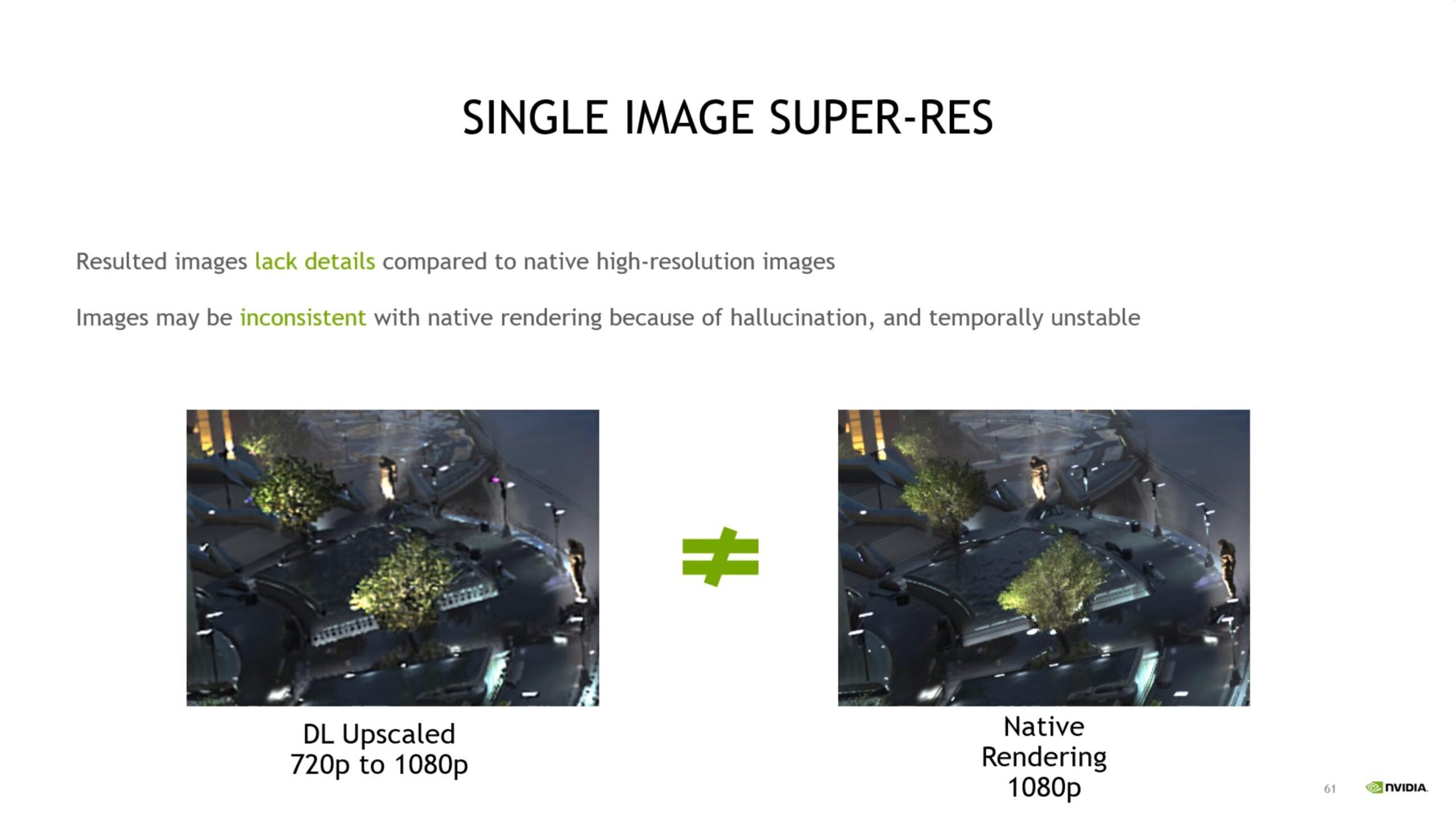 Nvidia presenta nuevas imágenes sobre cómo surge la 'magia' del DLSS 2.0 2