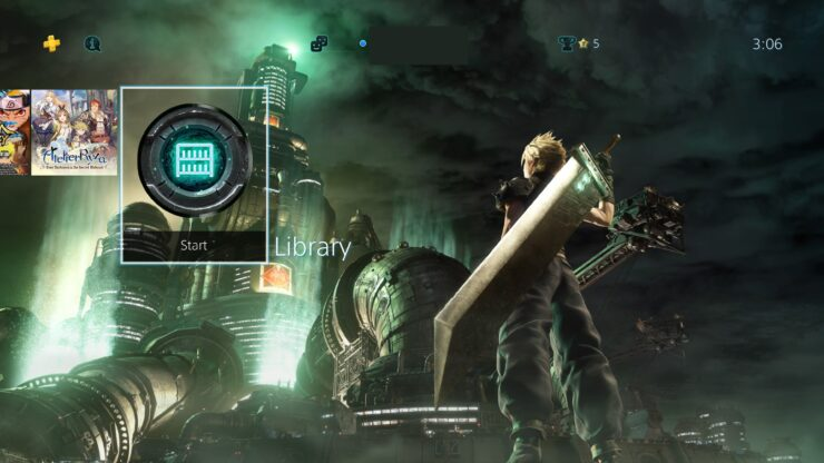 free final fantasy vii remake themes
