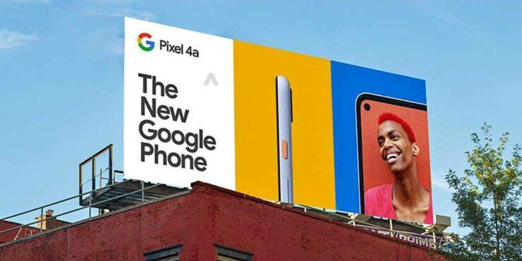 Google Pixel 4a specs