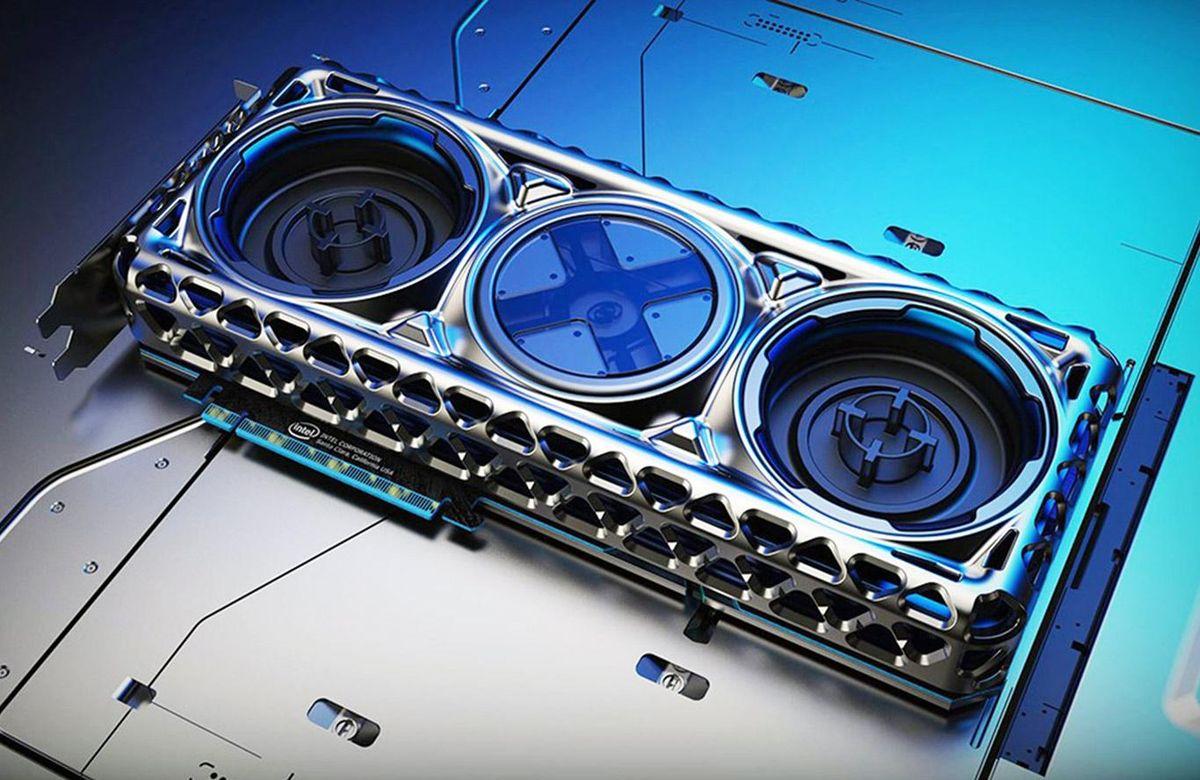 Intel Xe-HPG DG2 Flagship Gaming GPU Terlihat Dengan 512 EU