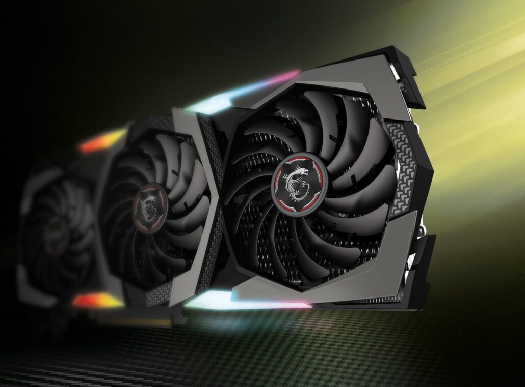 MSI GeForce RTX 2080 Ti Gaming Z Trio With 16 Gbps GDDR6 Memory