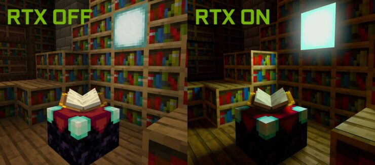 Minecraft RTX Beta
