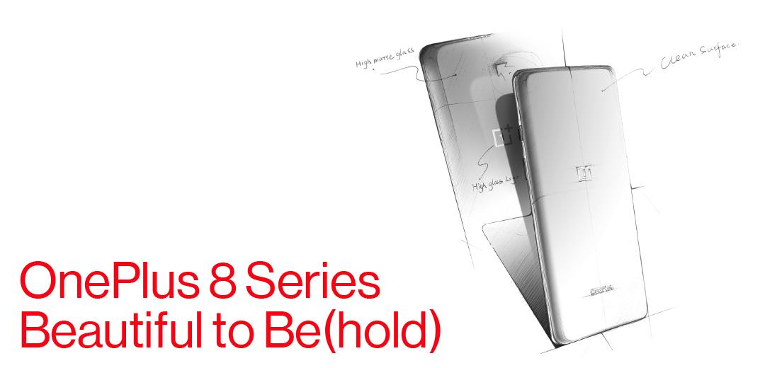 OnePlus 8 Series Design