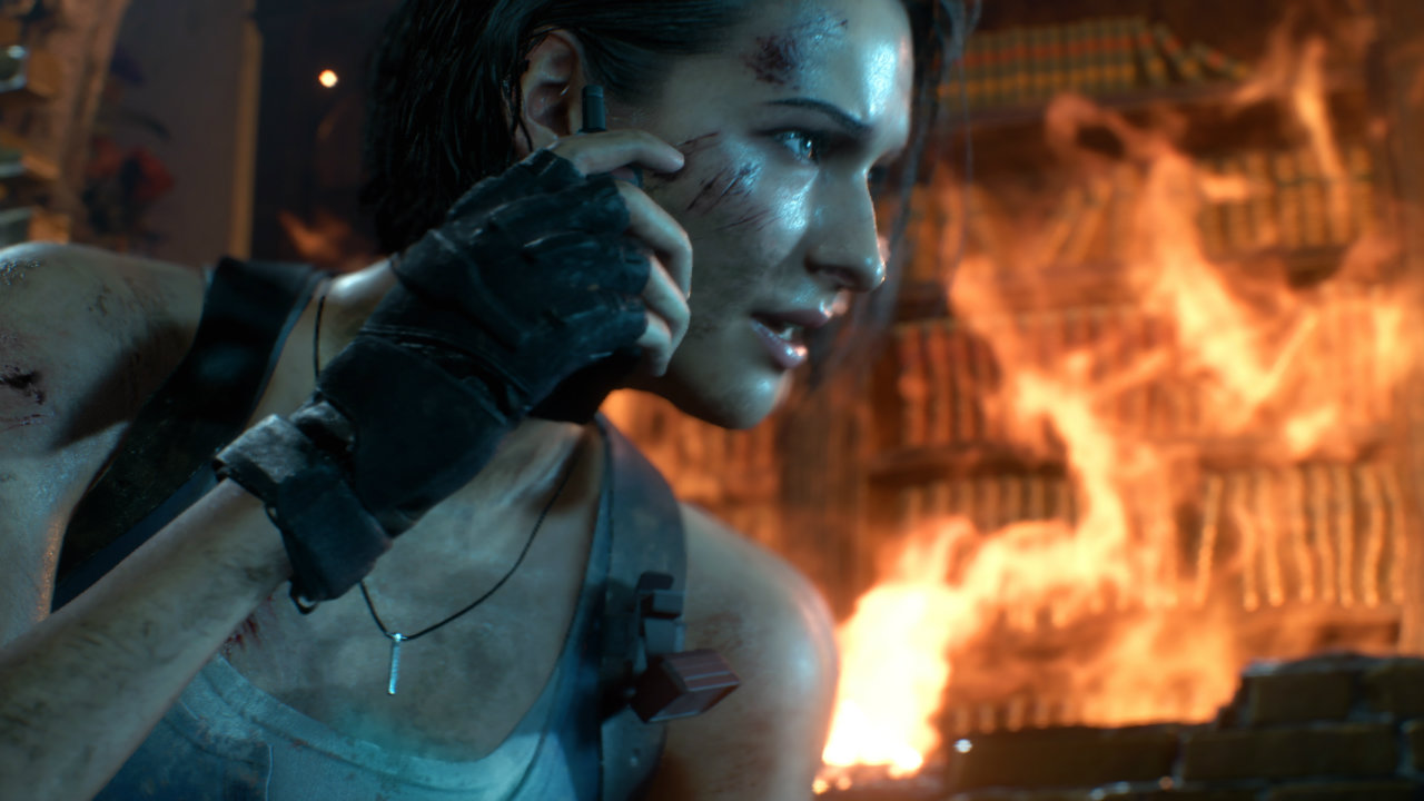 Resident Evil 3 First Person Mod Enables Free Camera Manual