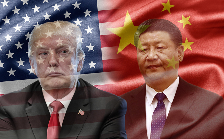 China's Parting Shot at Trump is Sanctions on Former Officials