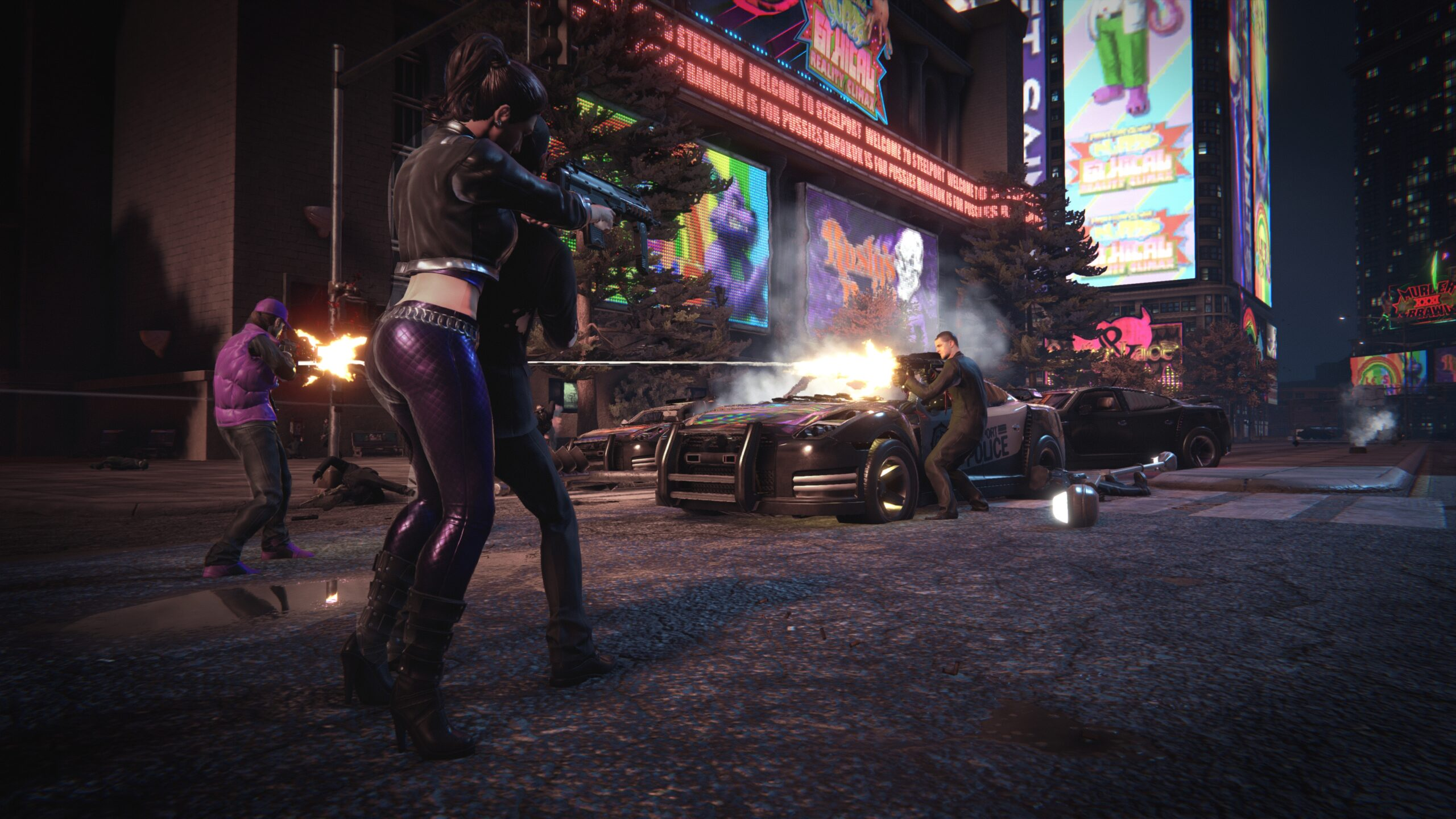 Saints Row: The Third Remastered Preview - The Best Returns, but ...