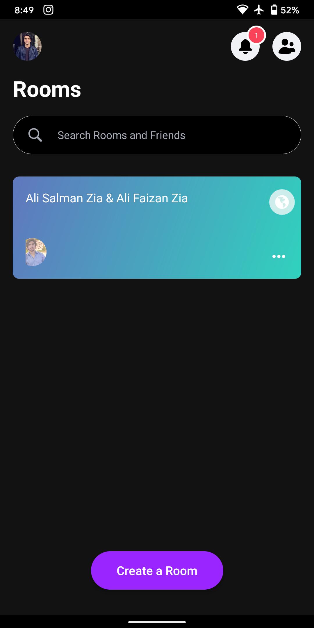 Airtime app