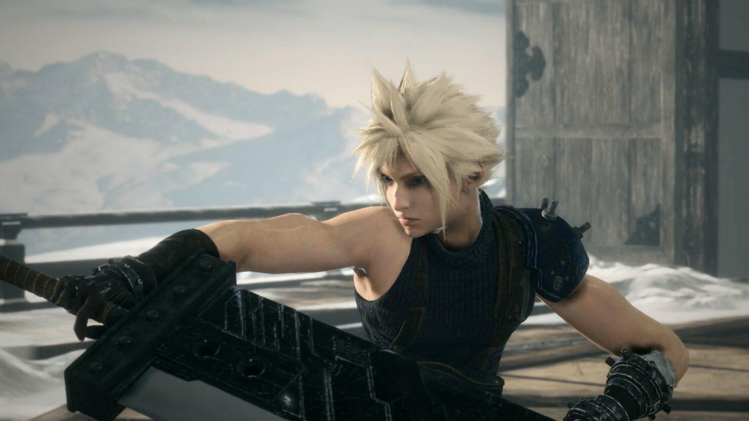 Sekiro Final Fantasy VII Remake Mod 4