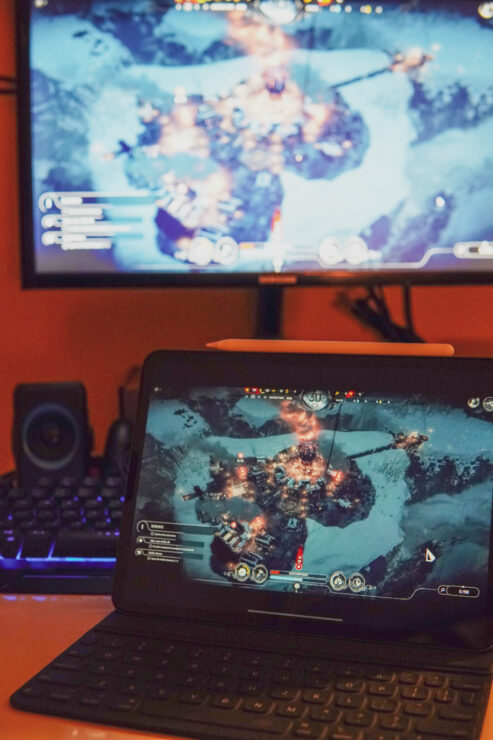Steam Link on iPad with Mouse 4