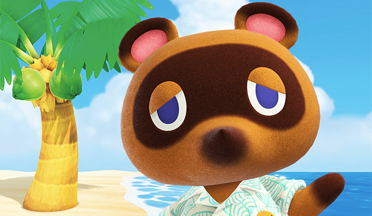 Animal Crossing New Horizons Update 1.2.1