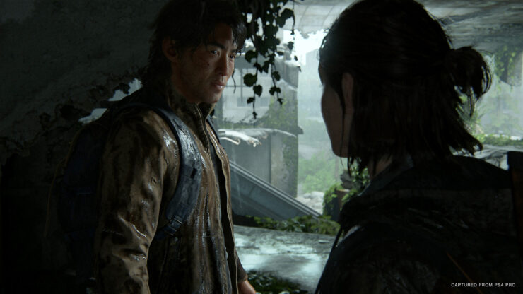 The Last of Us Part II DLC Multiplayer Druckmann