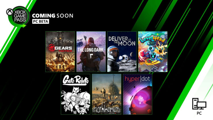 Xbox Game Pass for PC April 2020