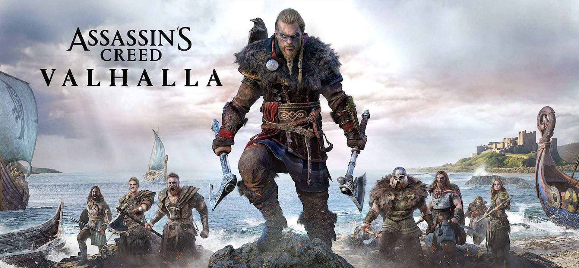 Assassin S Creed Valhalla Gets First Stunning Screenshots Season Pass And Collector S Edition Details