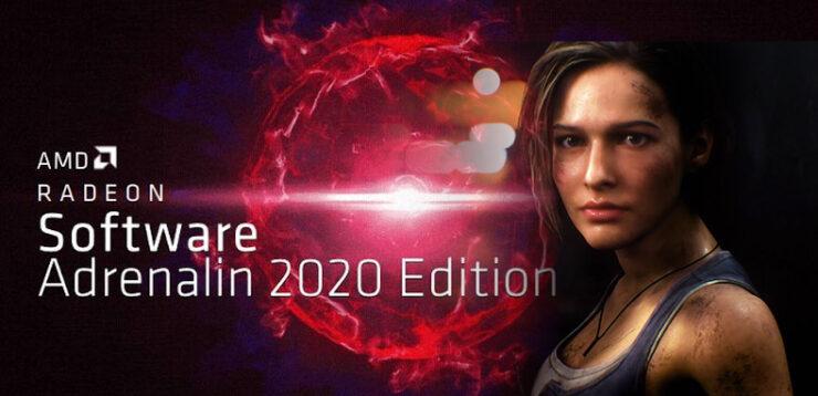 AMD Radeon Adrenalin Driver 20.4.1