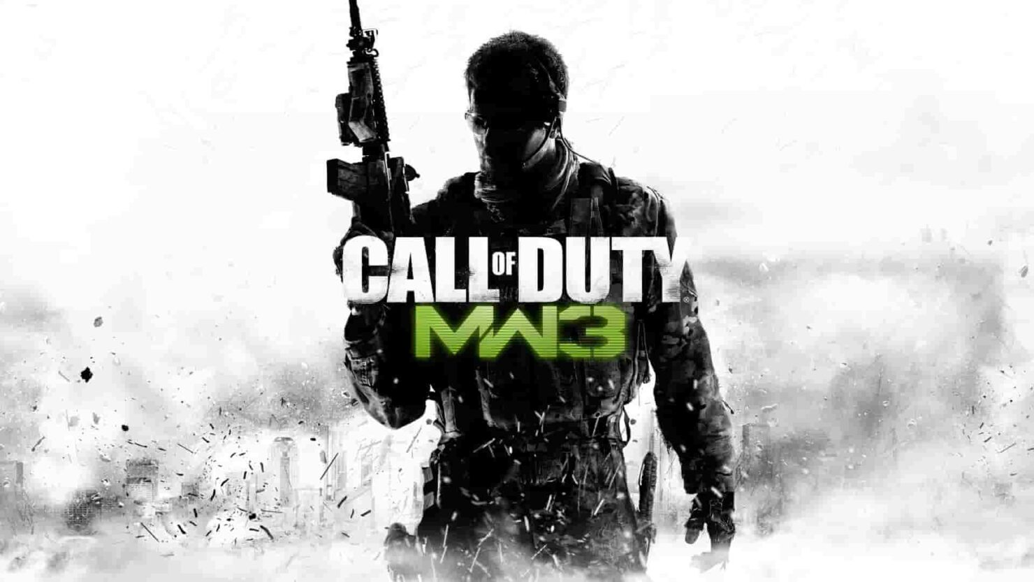 call of duty MW3 remastered