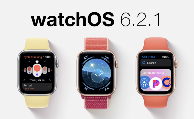 Download watchOS 6.2.1 today with FaceTime bug fix