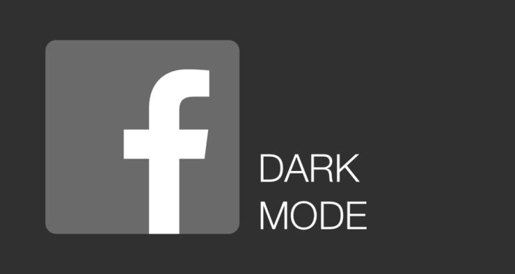 Facebook for iOS dark mode screenshots surface online