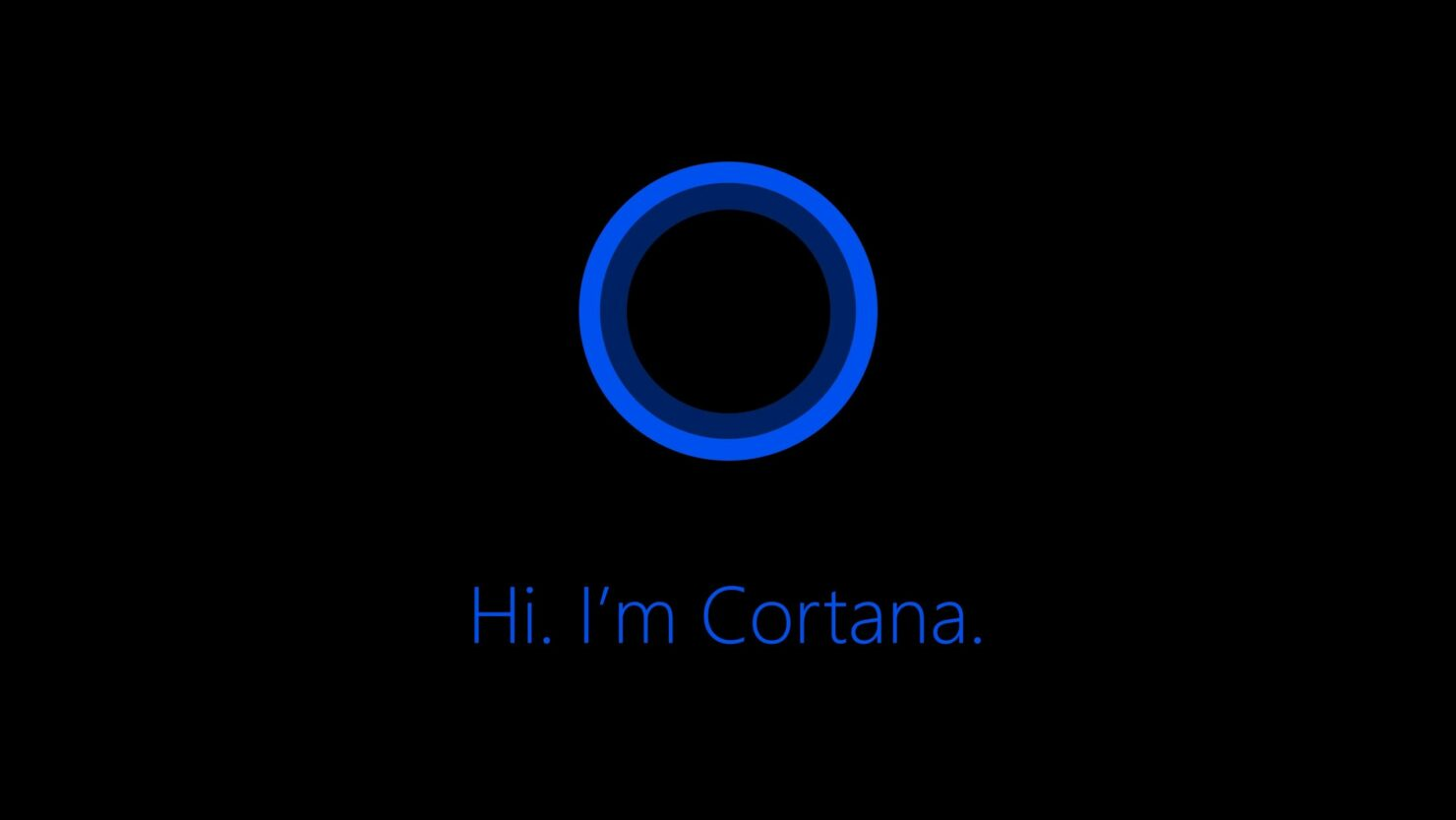 Disable Cortana On Windows 10