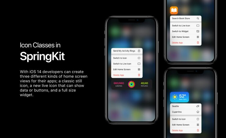 Ios 14 Concept Shows What Home Screen Widgets Would Look Like On An Iphone