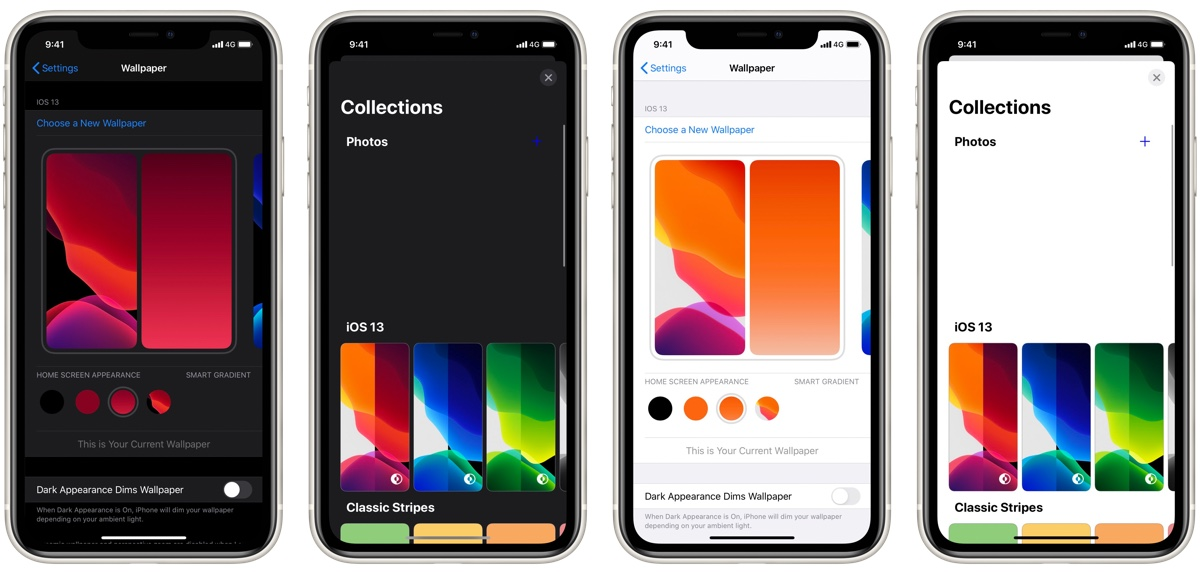 Ios 14 Will Feature Home Screen Widgets And Wallpaper Customization