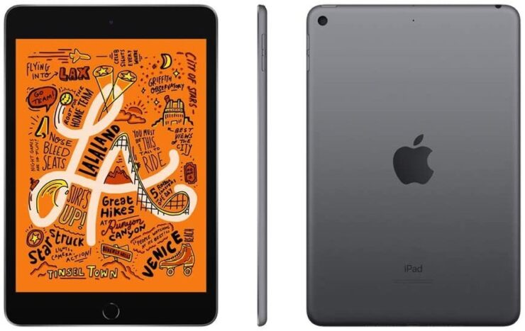 Apple iPad mini 5 with 256GB onboard stuff is $100 off for limited time