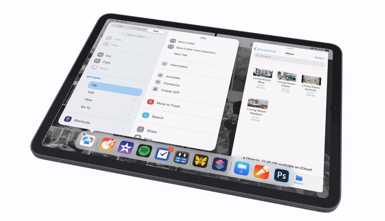 iPadOS Concept