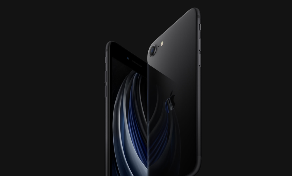 2020 iPhone SE features dual-SIM support using nano-SIM + eSIM