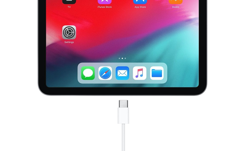 2018 and 2020 iPad Pro supports charging speeds of 30W