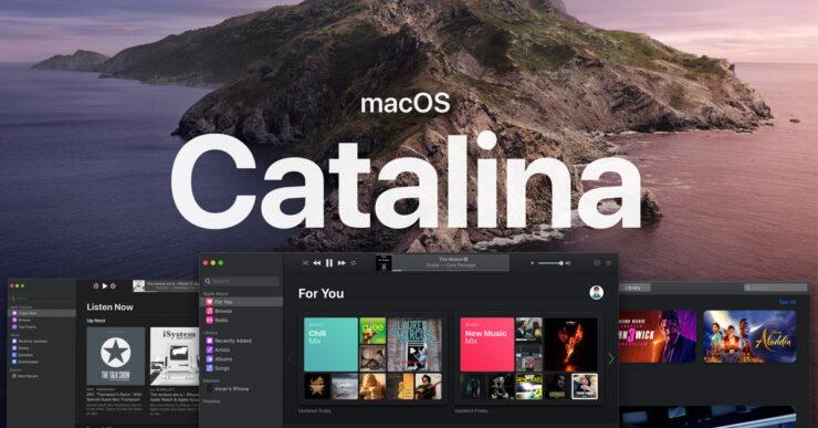 macOS Catalina Crashes