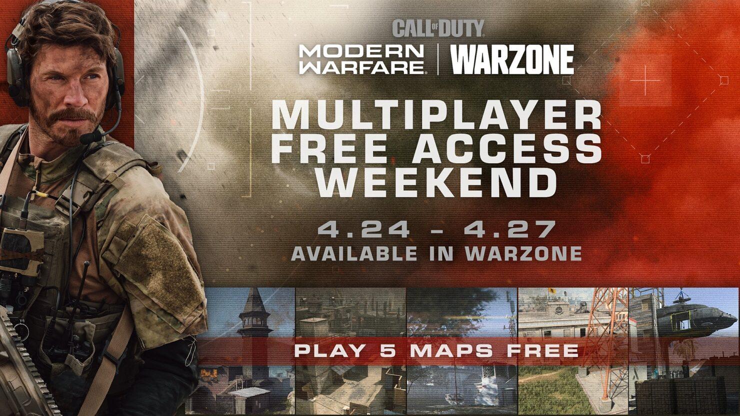 Free Modern Warfare