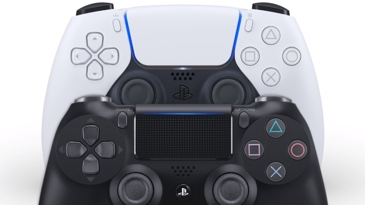 playstation 5 dualsense ps4