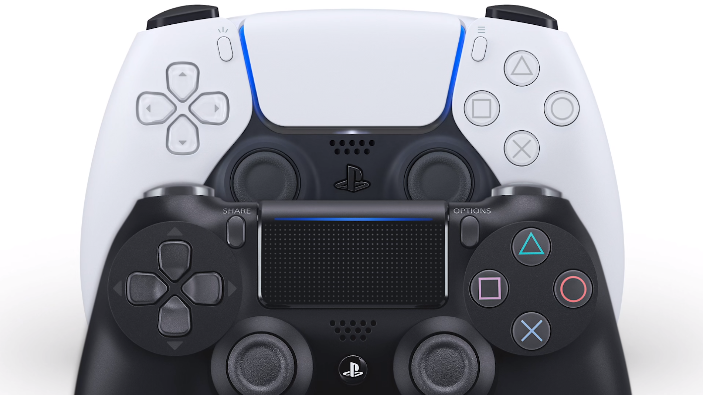 You Immediately Forget About The Ds4 After Using Playstation 5 Dualsense Hines Says Very Impressed With Haptic Feedback And Adaptive Triggers