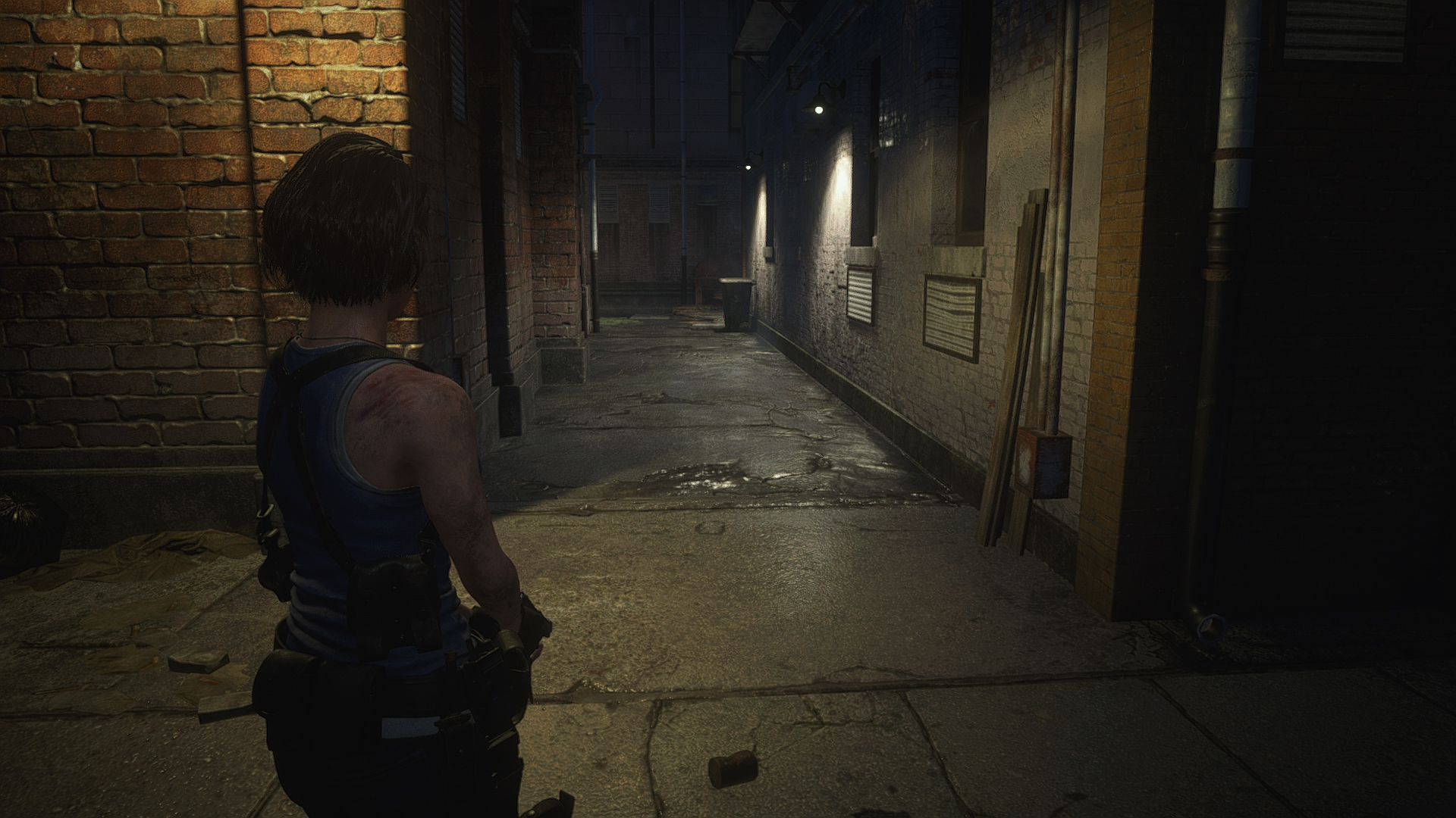 Resident Evil 3 Remake Expanded Map Mod Opens Up Raccoon City By Allowing More Early Free Exploration Includes Nemesis Pathfinding Ai