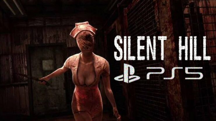silent hill ps5 reboot
