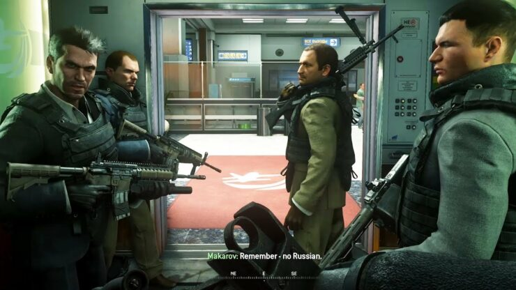 sony russia modern warfare 2 remastered refuses